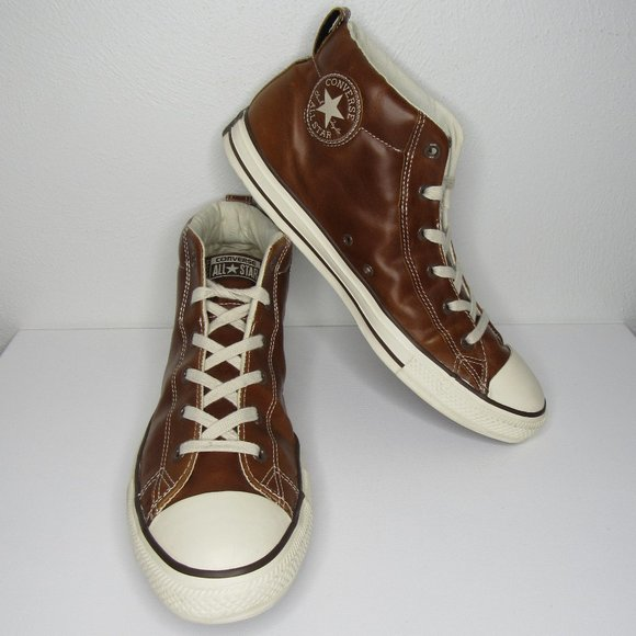 CONVERSE Chuck Taylor All Star Street Leather 12